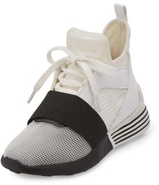 Kendall + Kylie Braydin Neoprene High-Top Sneaker $135 thestylecure.com