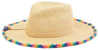 Eric Javits Frida Frayed Squishee Sun Hat