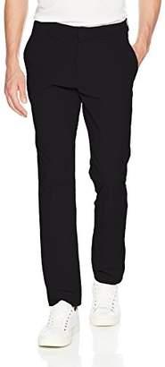Perry Ellis Men's Slim Fit Solid Tech Pant
