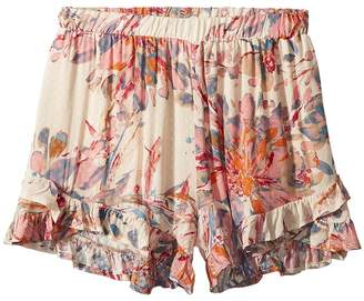 People's Project LA Kids Lilly Woven Shorts Girl's Shorts