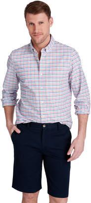 Vineyard Vines Ackee Tattersall Slim Murray Shirt