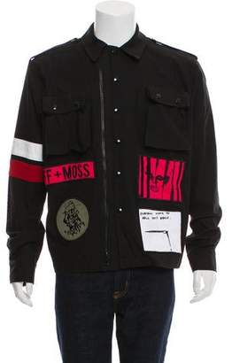 Pyer Moss 2016 Appliqué Jacket