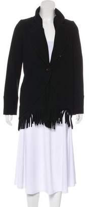 Hussein Chalayan Wool Structured Jacket