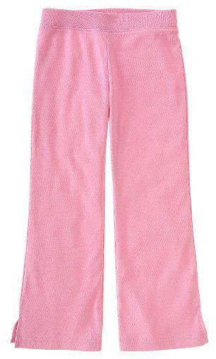 Dark Pink Flare Pant