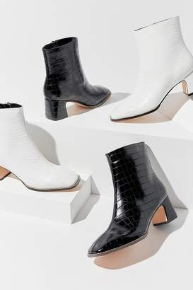 Urban Outfitters Kate Croc Ankle Boot