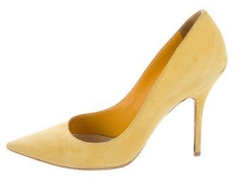 Christian Dior Cherie Suede Pumps
