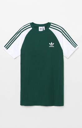 adidas 3-Stripes Ringer T-Shirt