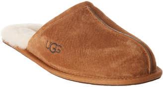 UGG Scruff Suede Slipper