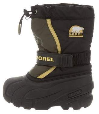 Sorel Boys' Flurry Snow Boots