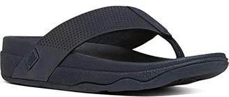 FitFlop Surfer Perf Mens Leather Flip Flop