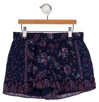 Joie Silk Printed Shorts w/ Tags