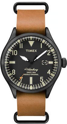 Timex Mens Analog Waterbury Collection Watch