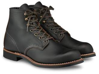 "Red Wing Shoes Shoes 3345 Blacksmith 6"" Boot in Black Prairie Leather"