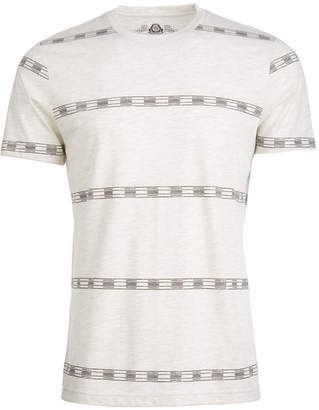 American Rag Men's Textured Stripe T-Shirt