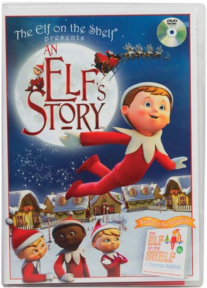 story. The Elf On The Shelf An Elf's DVD by The Elf on the Shelf