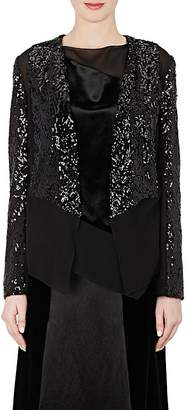 Lanvin Women's Sequined Chiffon Jacket