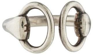 Hermes Horsebit Ring