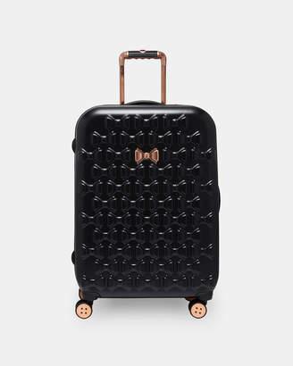 9529ba46d59e Ted Baker BEALISA Bow detail medium suitcase