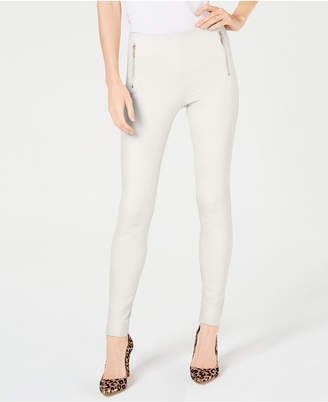 INC International Concepts I.n.c. Ponte-Knit Skinny Pants