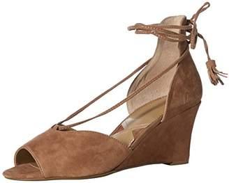 Adrienne Vittadini Footwear Women's Marcey Wedge Sandal