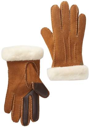 UGG Carter Genuine Sheepskin Tech Gloves