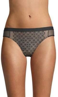 DKNY Textured Bikini Panty