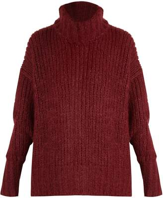 BY. BONNIE YOUNG Roll-neck cashmere-blend sweater