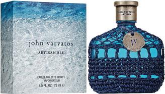 John Varvatos Artisan Blu eau de toilette $52 thestylecure.com