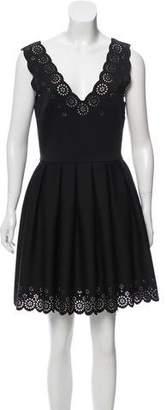 Manoush Scuba Mini Dress