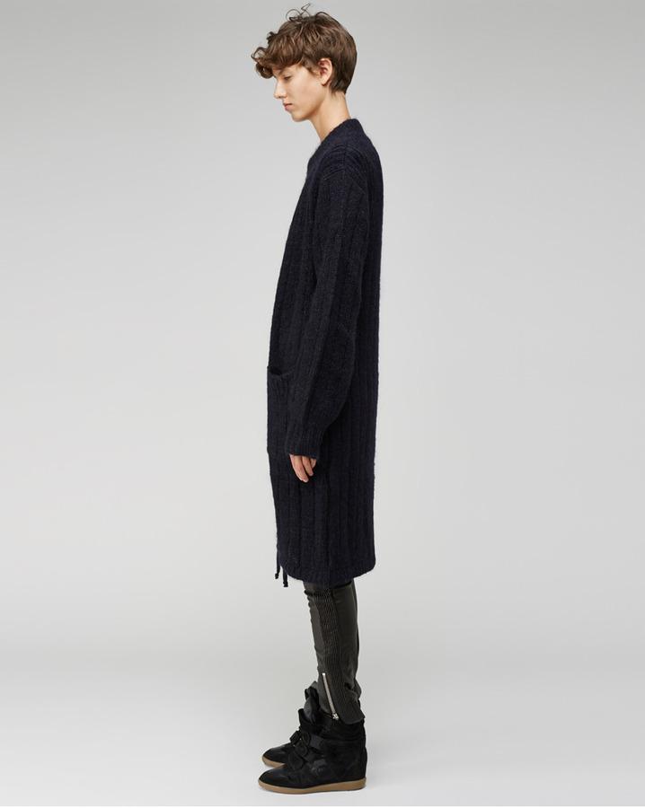 Etoile Isabel Marant gail mohair coat