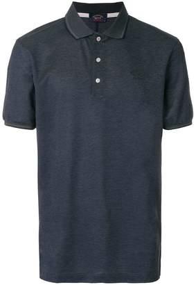 Paul & Shark classic short-sleeve polo top