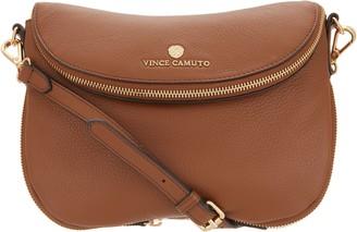 Vince Camuto Leather Crossbody Handbag - Rizo