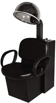 Equipment Collins Contour Dryer Chair Black
