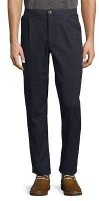 Selected Pleated Tapered Pants
