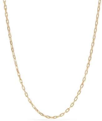 David Yurman Madison Thin Chain Necklace in 18K Gold