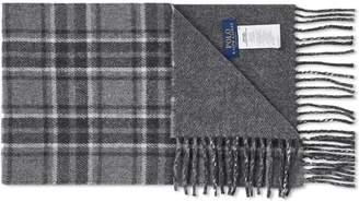 Polo Ralph Lauren Wool Plaid Scarf