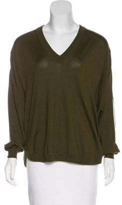 Givenchy Wool & Silk-Blend Sweater