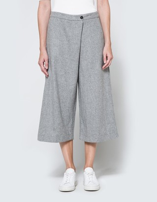 Copenhagen Pants in Grey $128 thestylecure.com
