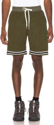 John Elliott Corduroy Knit Short