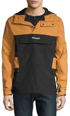 Timberland Colorblock Hooded Jacket