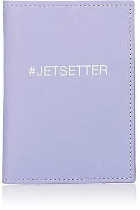 Barneys New York #JETSETTER PASSPORT COVER - PURPLE