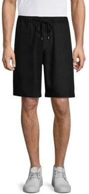 P.L.C. Cotton Drawstring Shorts