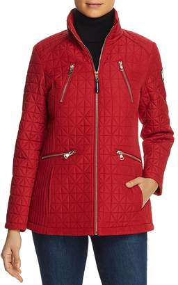 Vince Camuto Short Quilted Jacket
