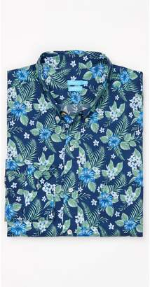 J.Mclaughlin Westend Modern Fit Shirt in Floral