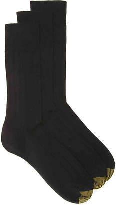 Gold Toe Hampton Dress Socks - 3 Pack - Men's