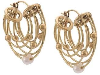 Ellery Classical Scaffolding earrings