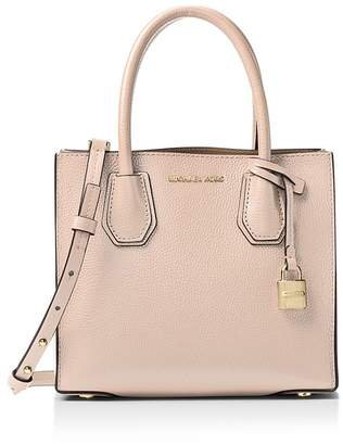 MICHAEL Michael Kors Studio Mercer Medium Leather Messenger