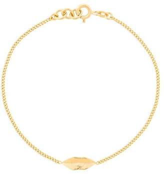 Wouters & Hendrix lip charm bracelet