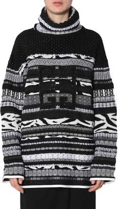 Givenchy Oversize Fit Sweater