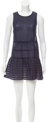 Karen Walker Sleeveless Mini Dress